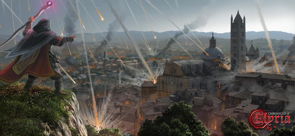 Chronicles of Elyria(クロニクルズ オブ イリリア) 物語