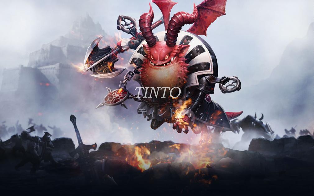 リネージュ エターナル(Lineage Eternal)LE ヒ―ローキャラクター『ティント(tinto)』