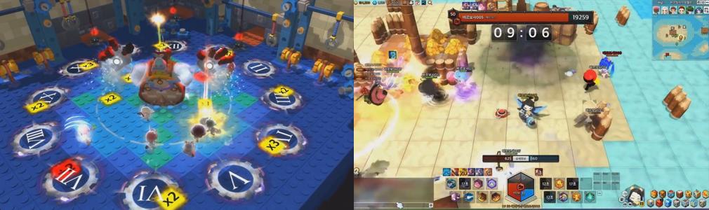 メイプルストーリー2(MAPLE STORY2) 色々なミニゲーム