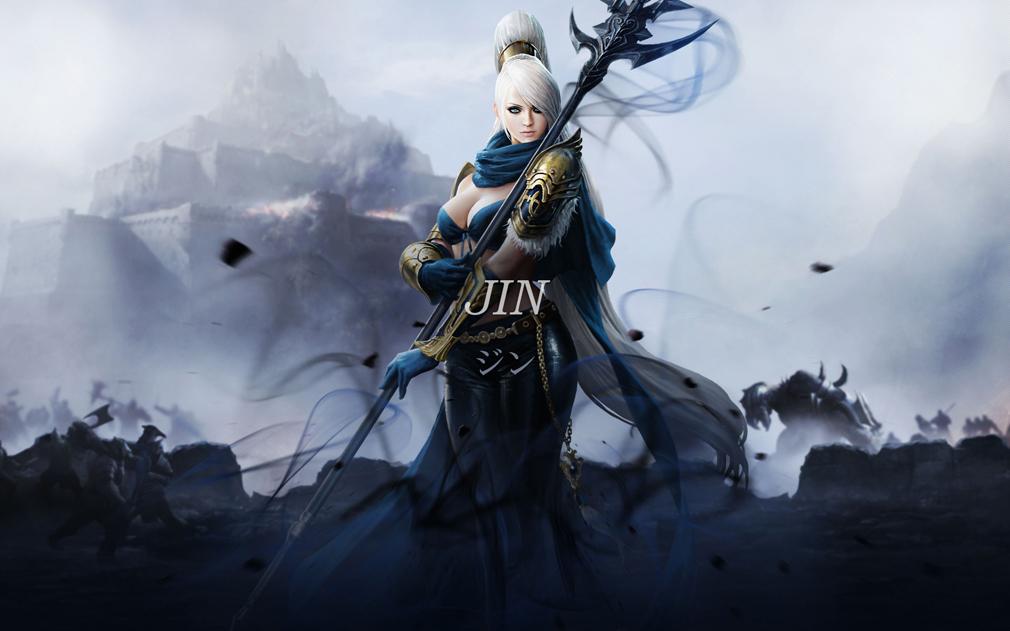 リネージュ エターナル(Lineage Eternal)LE ヒ―ローキャラクター『ジン(jin)』