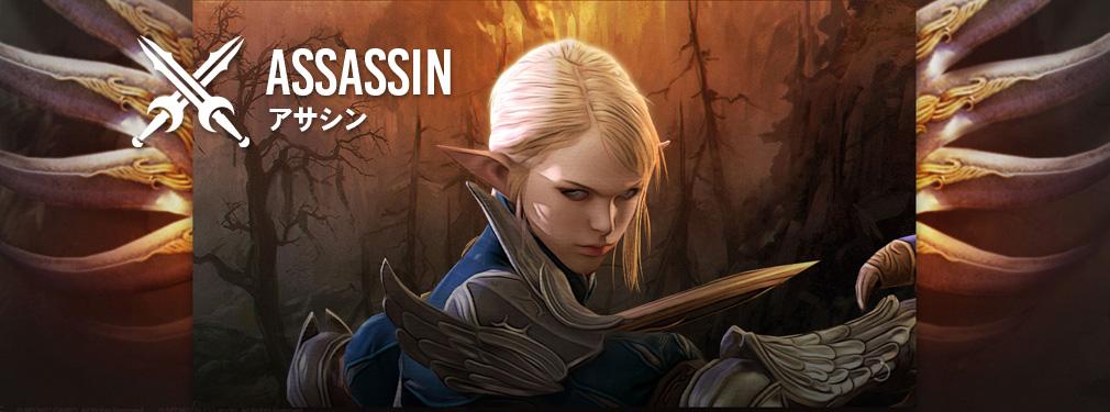 BLESS(ブレス) アサシン(Assassin)