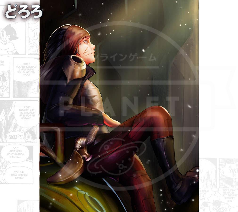 アトム:時空の果て(Astroboy: Edge of Time) どろろ (CV:小林ゆう)