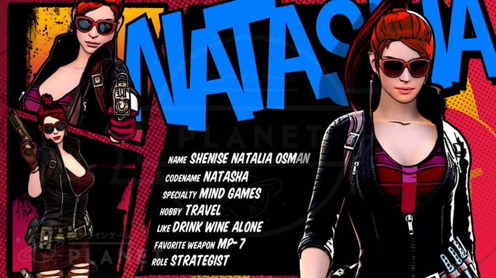 BATTLE CARNIVAL(バトルカーニバル) NATASHAアメコミ