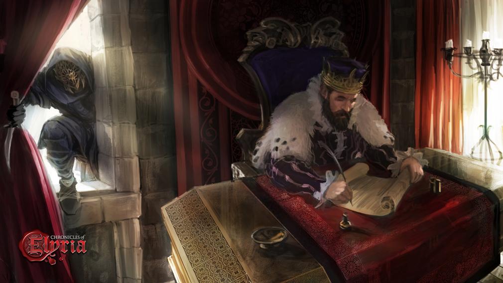 Chronicles of Elyria(クロニクルズ オブ イリリア) 世界観コンセプトアート