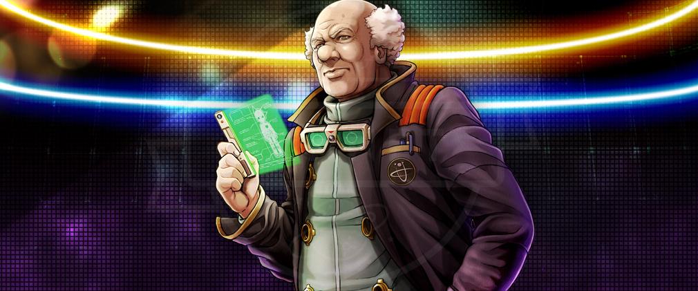 アトム:時空の果て(Astroboy: Edge of Time) ヨシオカサトシ氏のお茶の水博士