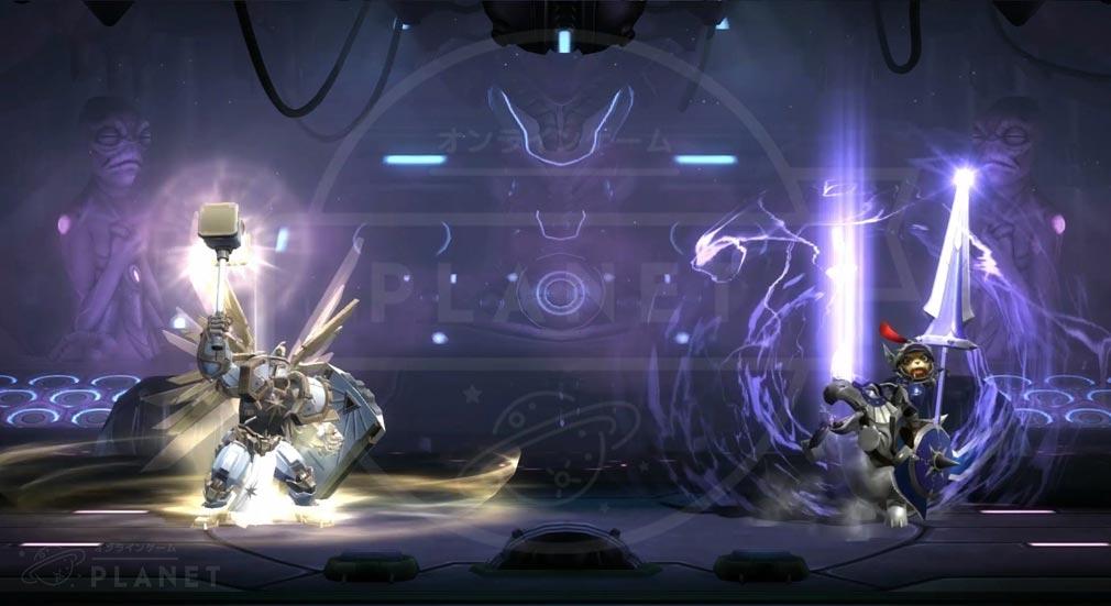 HYPER UNIVERSE(ハイパーユニバース)HU キャラクタースキンバトル