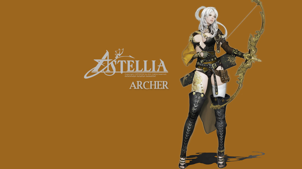 ASTELLIA(アステリア) アーチャー(ARCHER)
