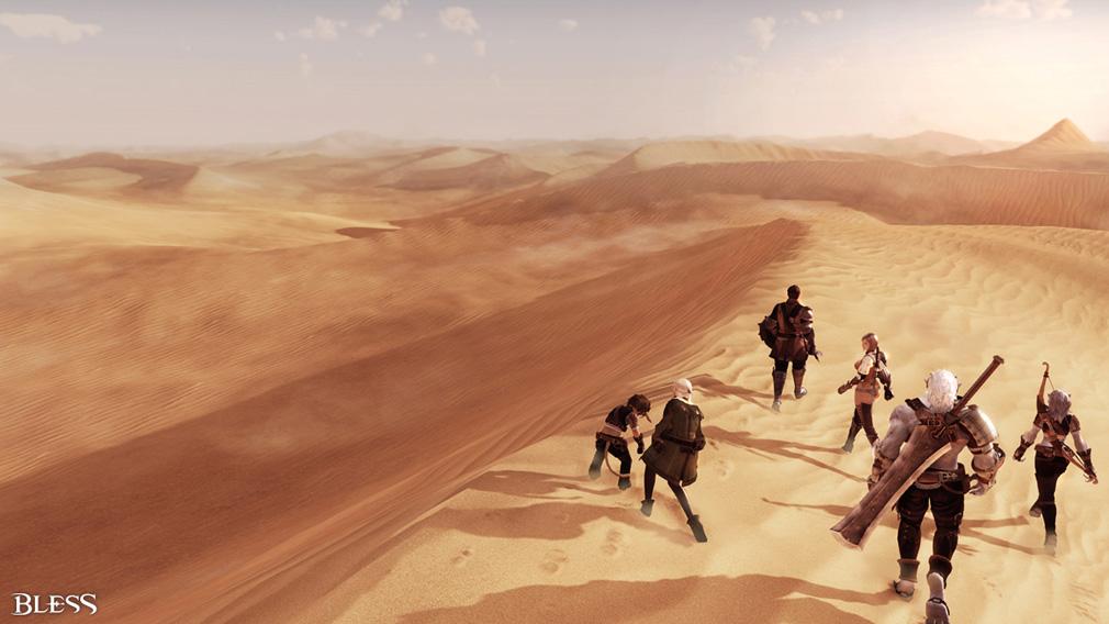 BLESS(ブレス) 砂漠