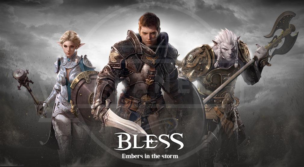 BLESS(ブレス) 日本 ポスターイメージ