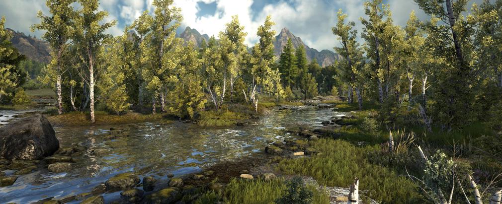 Dark and Light(ダークアンドライト)DnL Unreal Engine 4採用の風景スクリーンショット