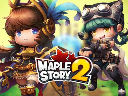 メイプルストーリー2(MAPLE STORY2) サムネイル