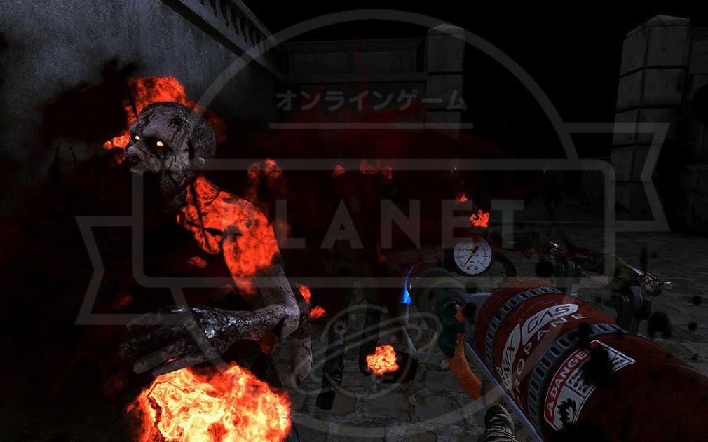 スペシャルフォース2(SPECIAL FORCE2) sf2 ゾンビモード