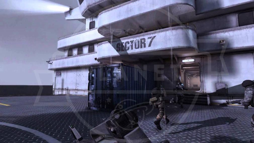 スペシャルフォース2(SPECIAL FORCE2) sf2 脱出モード