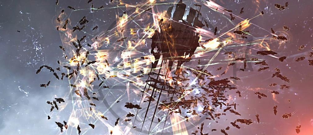 EVE Online(イヴ オンライン) 国家戦争