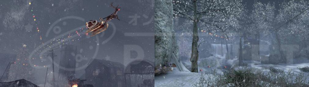 スペシャルフォース2(SPECIAL FORCE2) sf2 冬季限定モード【雪合戦】MAP