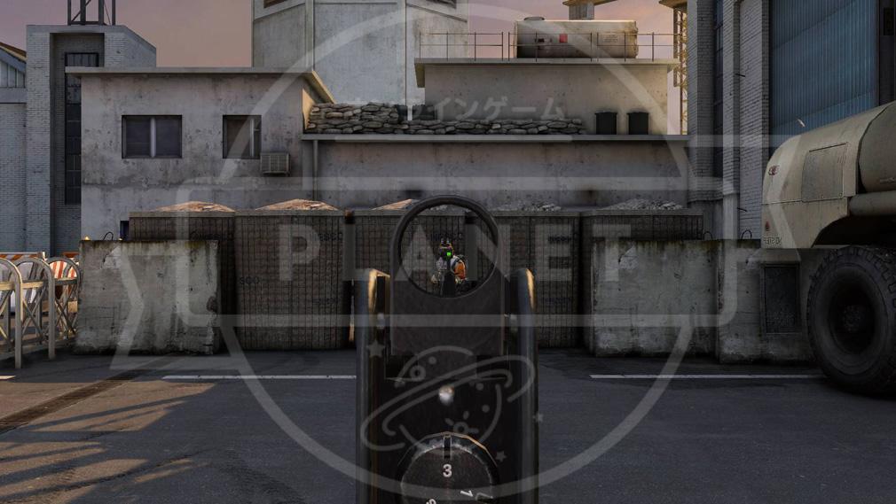 スペシャルフォース2(SPECIAL FORCE2) sf2 チームデスマッチ(TDM)モード