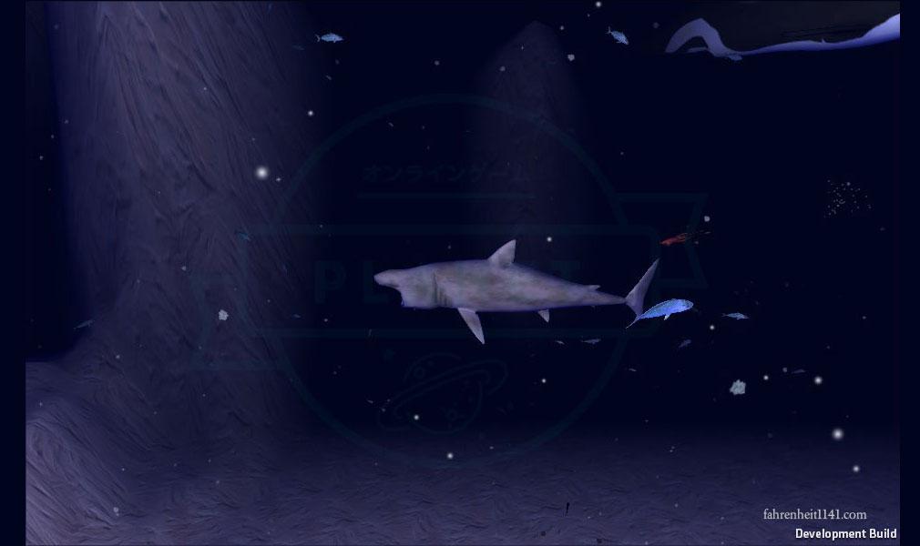 アンダーウォーター(Under Water) サメ