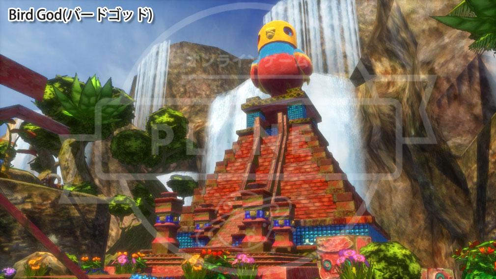 Happy Wars(ハッピーウォーズ)Win10版 MAP Bird God(バードゴッド)