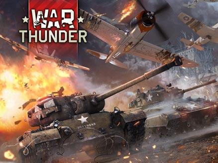 WarThunder(ウォーサンダー)サムネイル