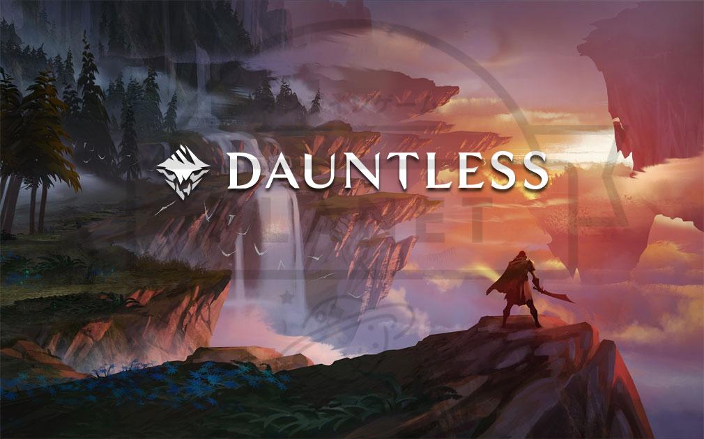 Dauntless(ドーントレス) キービジュアル