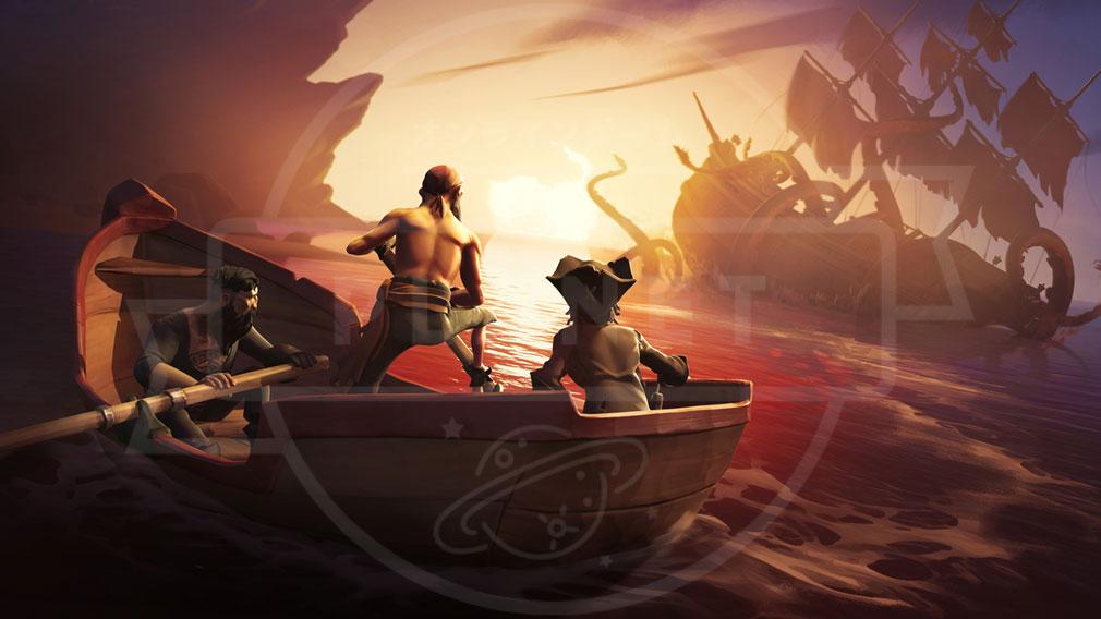 Sea of Thieves(シーオブシーヴス) PC 世界観コンセプトアート