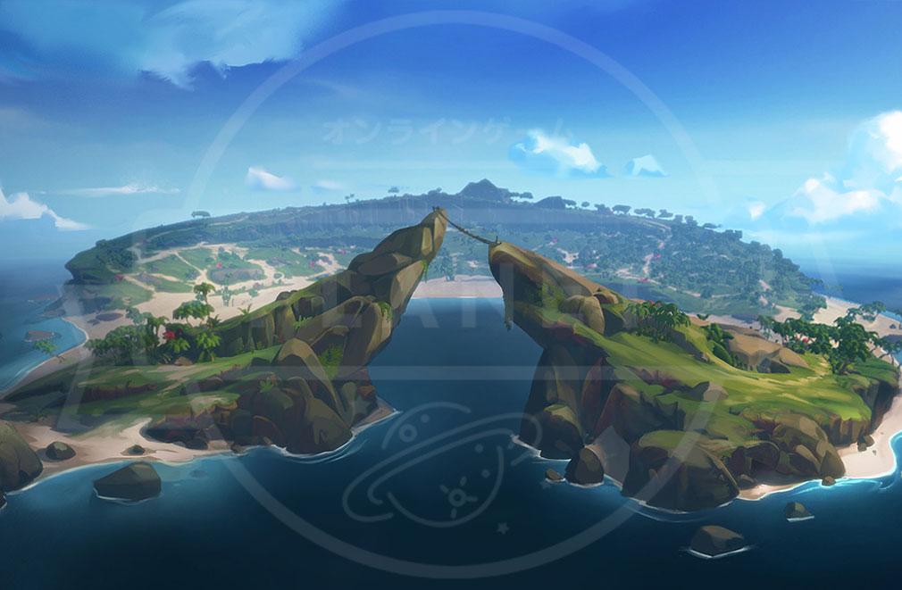 Sea of Thieves(シーオブシーヴス) PC 島コンセプトアート