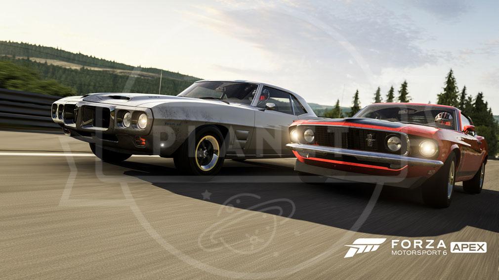 Forza Motorsport6:Apex(フォルザモータースポーツ6 Apex) Win10版 オンライン対戦