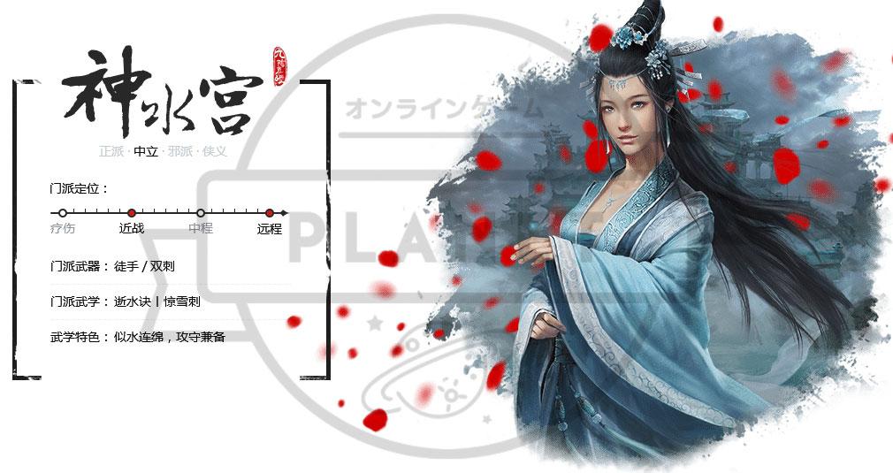 九陰真経オンライン(Age of Wushu) 神水宮