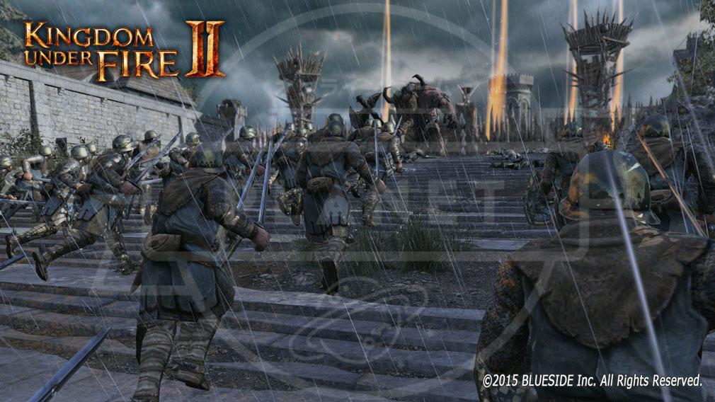 Kingdom Under Fire2(キングダムアンダーファイア)KUF2 物語