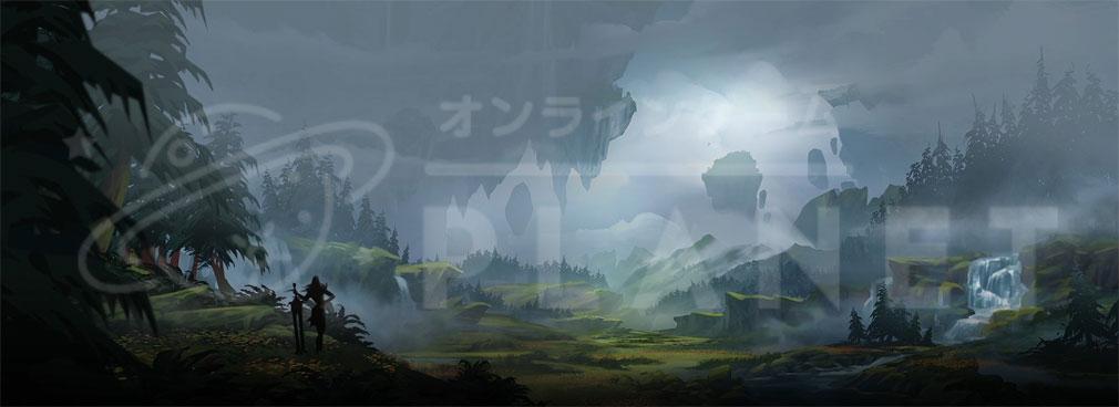 Dauntless(ドーントレス) 世界観アートコンセプト
