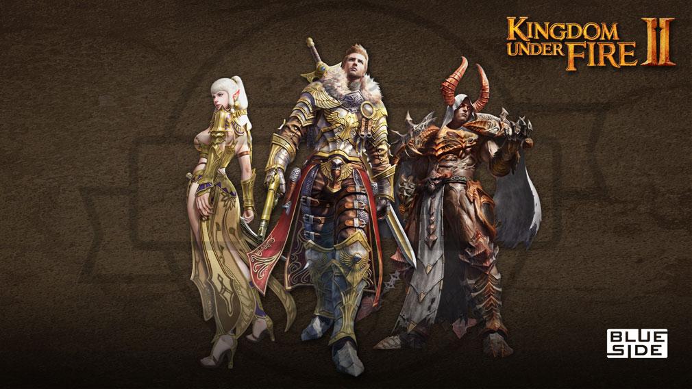 Kingdom Under Fire2(キングダムアンダーファイア)KUF2 クラス