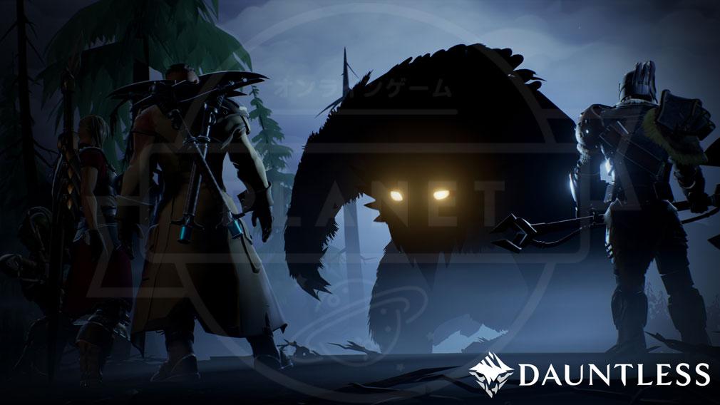 Dauntless(ドーントレス) ヘビーモスバトル