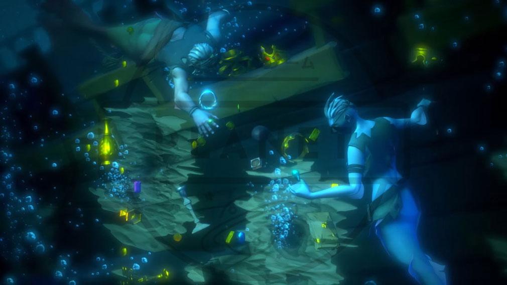 Sea of Thieves(シーオブシーヴス) PC 人魚
