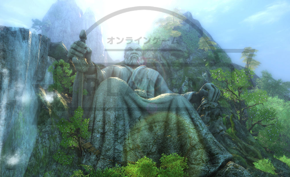 九陰真経オンライン(Age of Wushu) 武侠世界