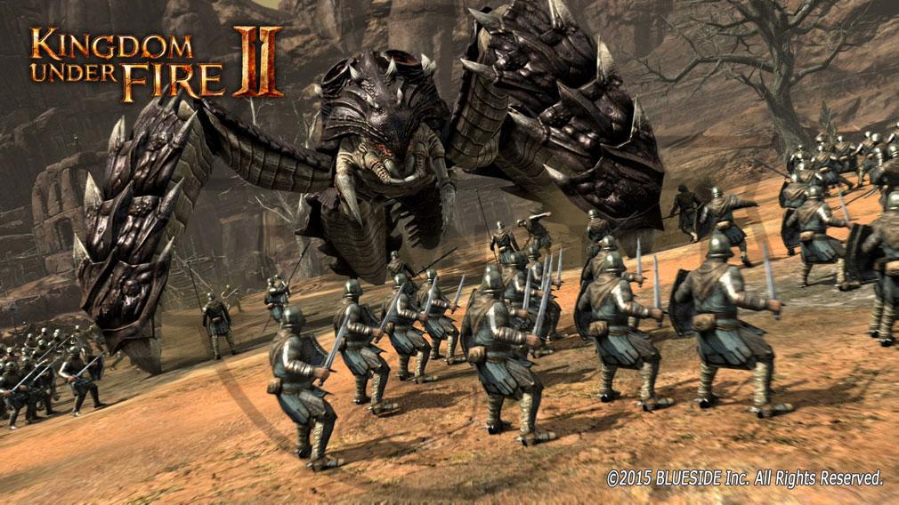 Kingdom Under Fire2(キングダムアンダーファイア)KUF2 歩兵