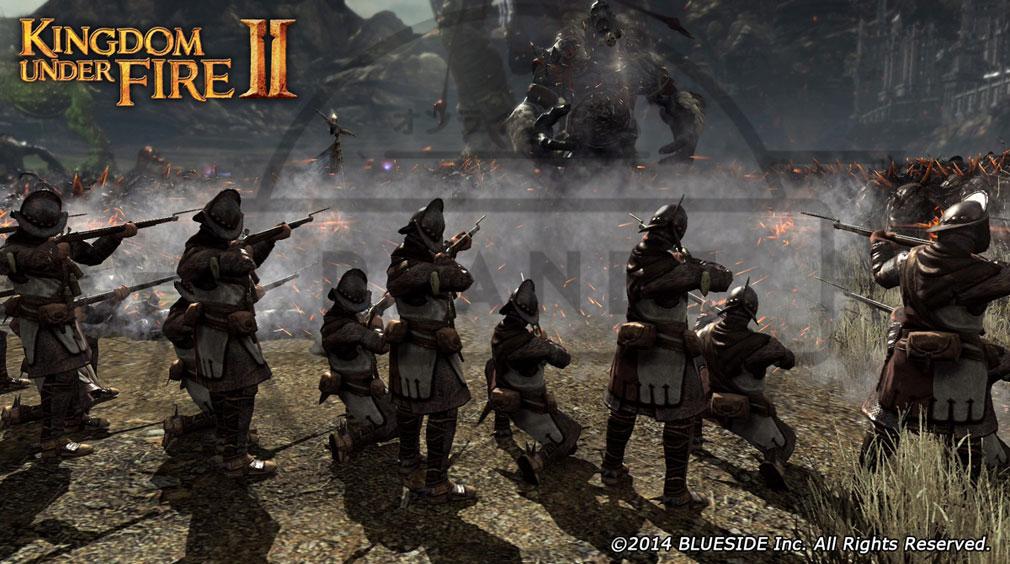 Kingdom Under Fire2(キングダムアンダーファイア)KUF2 弓兵