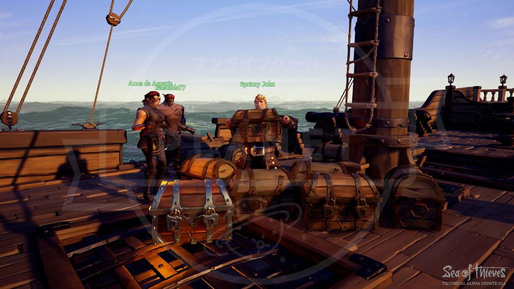 Sea of Thieves(シーオブシーヴス) PC 海賊の生き方