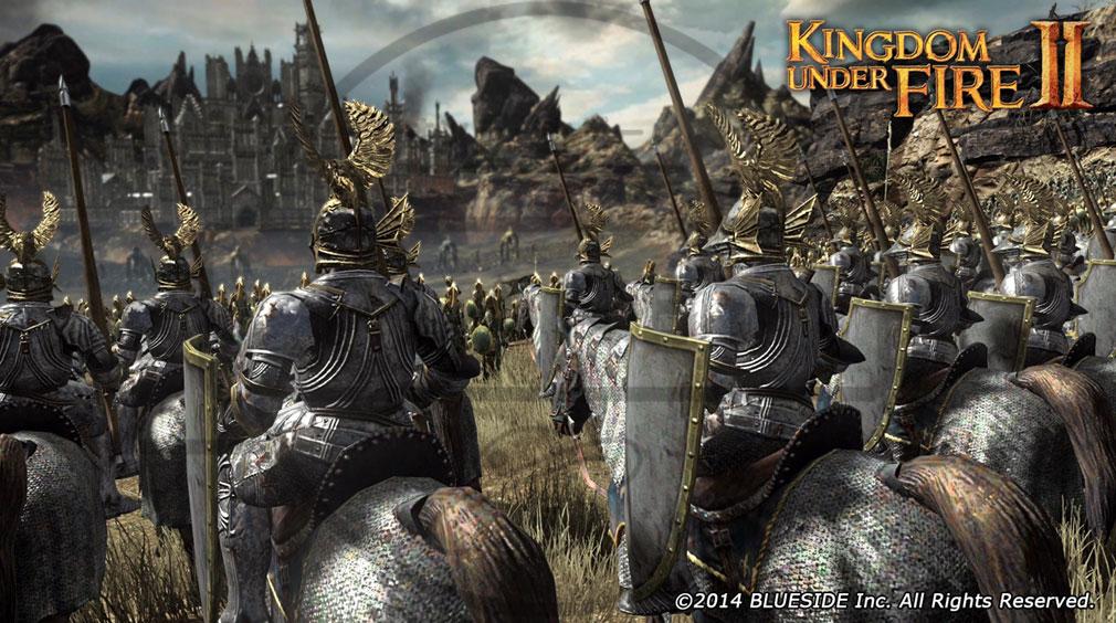 Kingdom Under Fire2(キングダムアンダーファイア)KUF2 騎兵