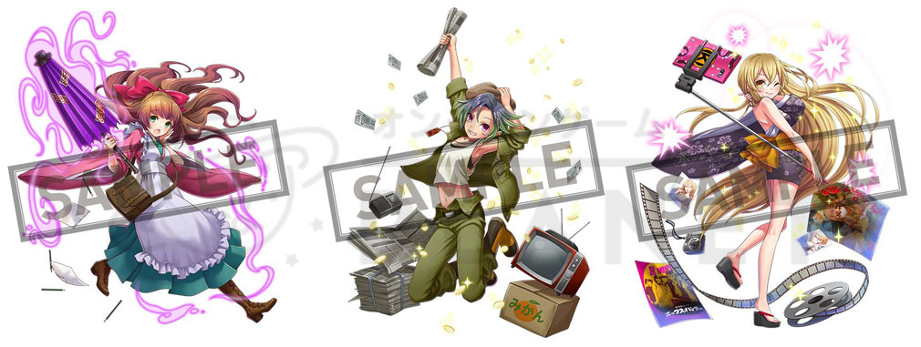 刺青の国 (TOKYO TATTOO GIRLS) PC キャラクターサンプル画像【町田市、立川市、調布市】