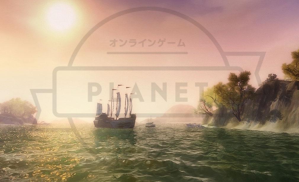九陰真経オンライン(Age of Wushu) 船