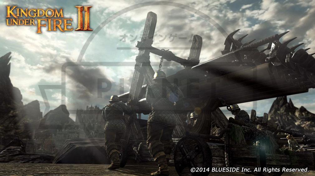 Kingdom Under Fire2(キングダムアンダーファイア)KUF2 ビッグユニット