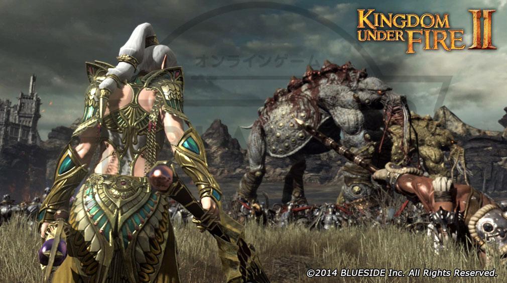Kingdom Under Fire2(キングダムアンダーファイア)KUF2 ギガントユニット