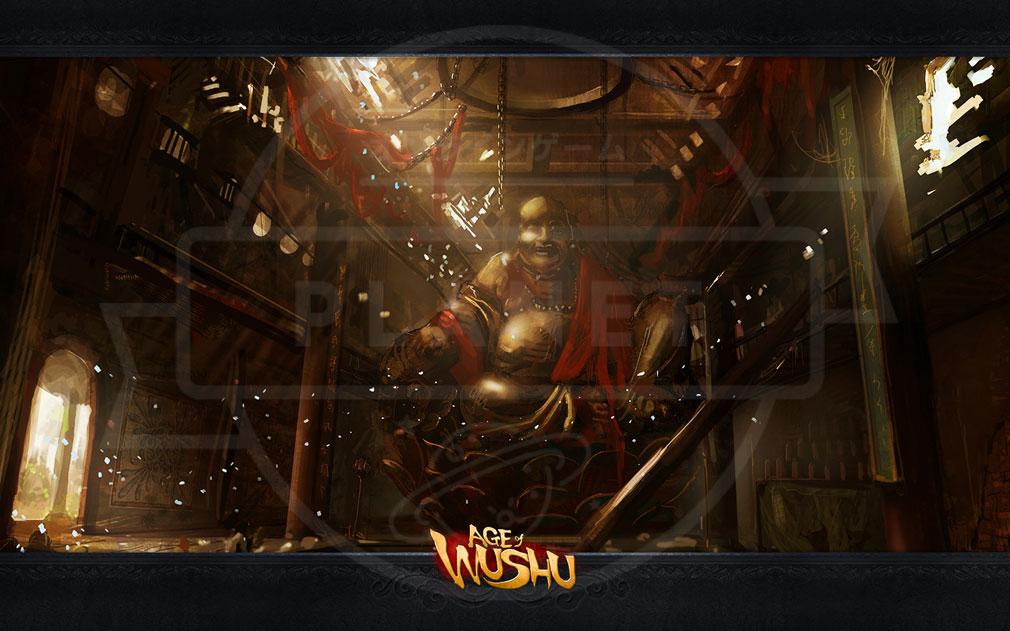 九陰真経オンライン(Age of Wushu) コンセプトアート