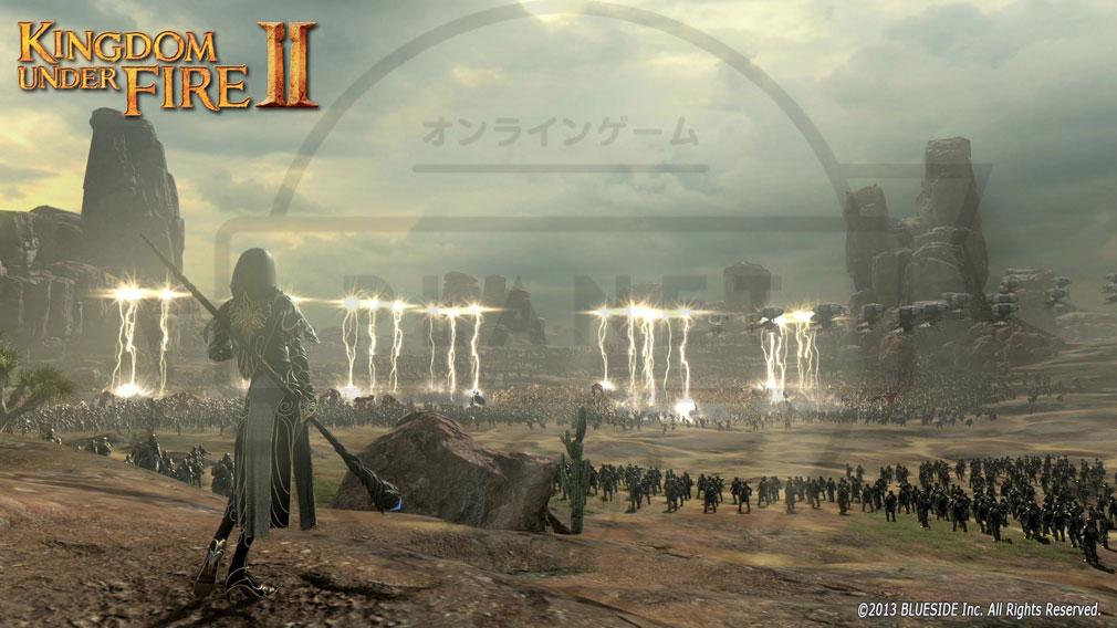 Kingdom Under Fire2(キングダムアンダーファイア)KUF2 包囲戦