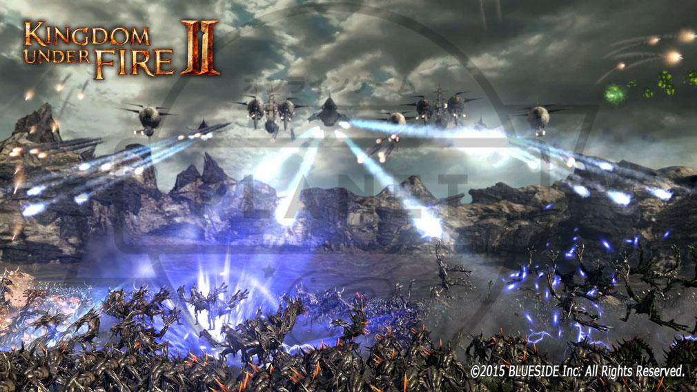 Kingdom Under Fire2(キングダムアンダーファイア)KUF2 ゲームモード