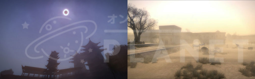九陰真経オンライン(Age of Wushu) 天気