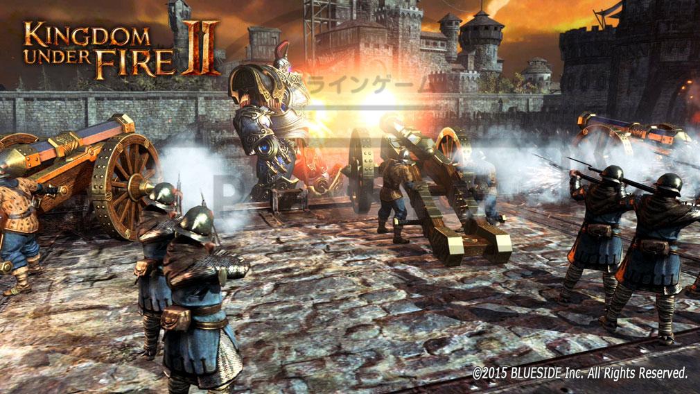 Kingdom Under Fire2(キングダムアンダーファイア)KUF2 PvE襲撃モード