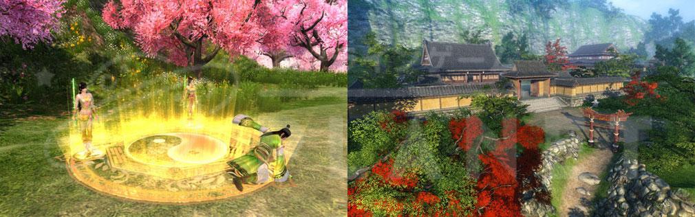 九陰真経オンライン(Age of Wushu) ゲーム世界観紹介