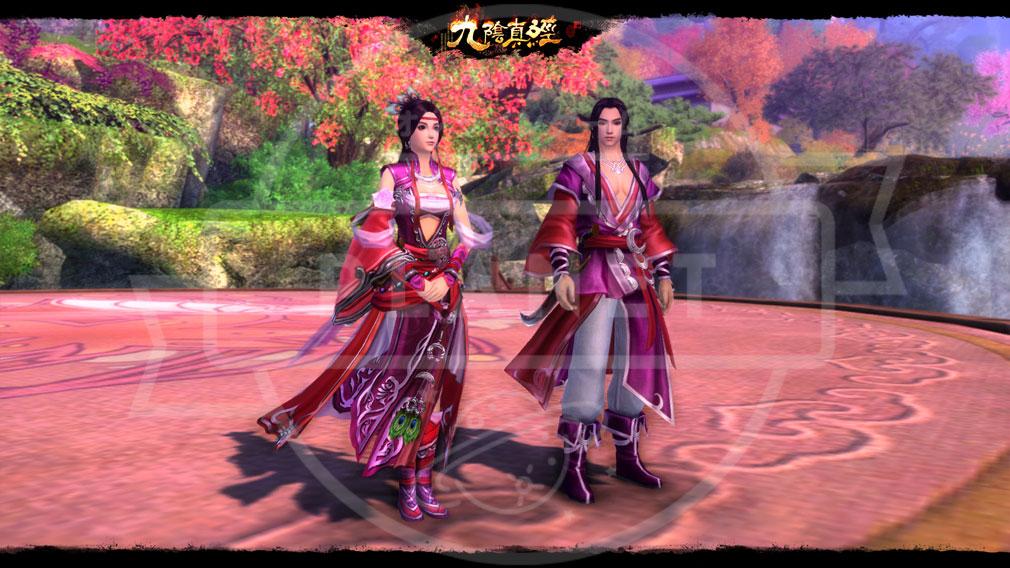 九陰真経オンライン(Age of Wushu) 門派