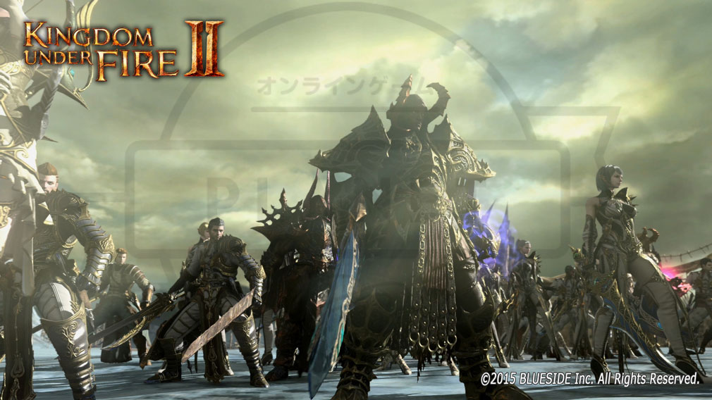 Kingdom Under Fire2(キングダムアンダーファイア)KUF2 PvP派閥・勢力戦争モード